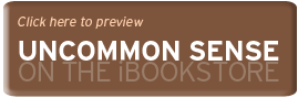 Uncommon Sense on the iBookstore